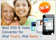 Best iPod Converter for iPod Touch/Nano/Classic/Video