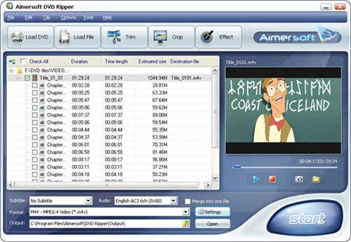 Best free DVD ripper guide - copy protecte DVD movie to computer and edit DVD